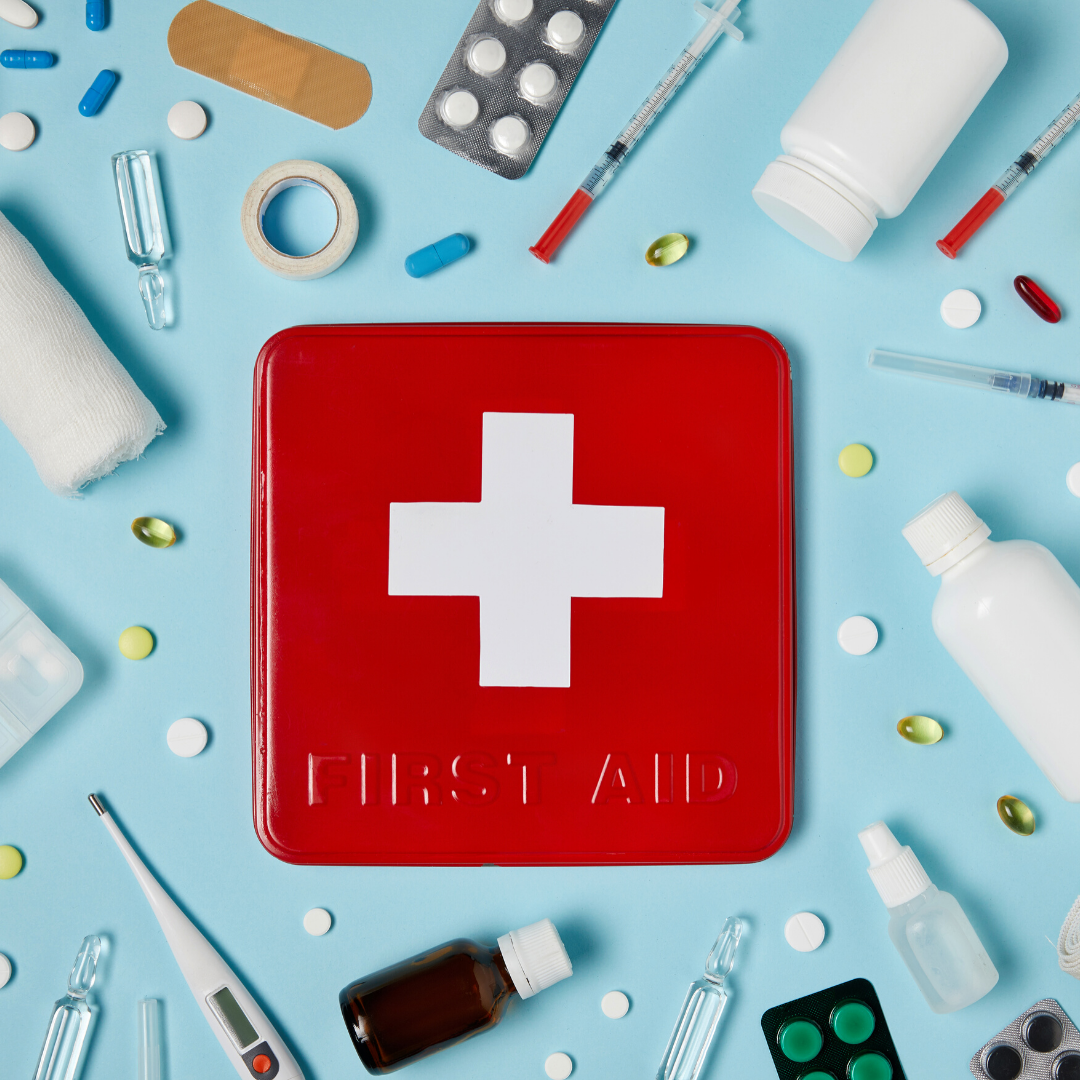 FIRST-AID KITS AND CONTENTS